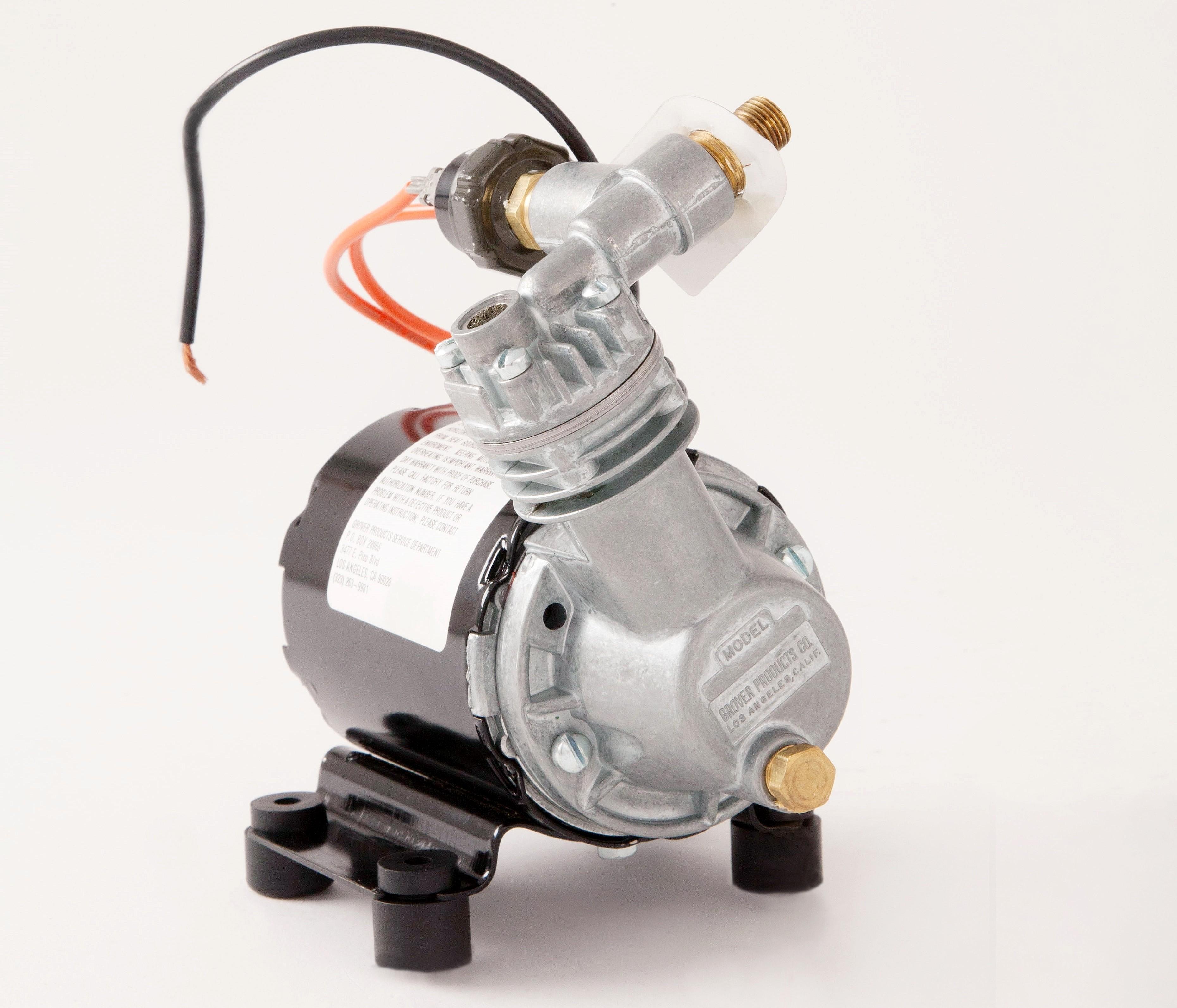 1167 Compressor 12V